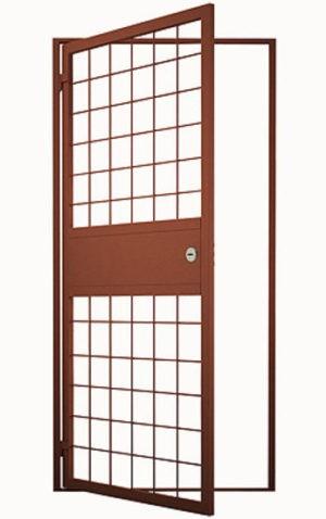 Решетчатая дверь СП600